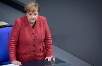 Modesta Frau Merkel