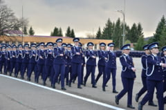 Modificări radicale în examenul de admitere la școlile de poliție din România. Cât de mult mai contează probele sportive