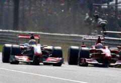 Modificarea virajelor, solutia depasirilor in F1?