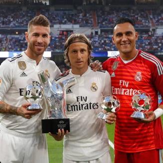 """Modric recunoaste: Vestiarul lui Real Madrid """"fierbe"""""""