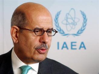 Mohamed ElBaradei a depus juramantul ca vicepresedinte interimar al Egiptului