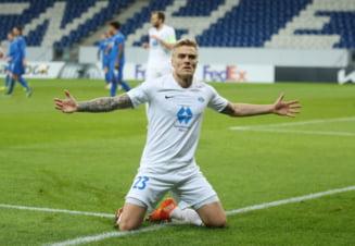 Molde a reusit supriza in Europa League. Norvegienii au invins in Germania si s-au calificat. In optimi va fi si Granada care a elimat-o pe Napoli