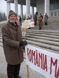 Moldovenii din Romania nu sunt de acord cu Voronin