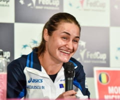 Moment amuzant cu Monica Niculescu: Cum si-a ironizat fara sa vrea o colega din echipa Romaniei
