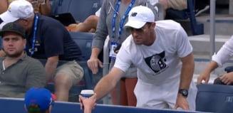 Moment ciudat la US Open: Ce a cerut Venus Williams pe teren (Video)