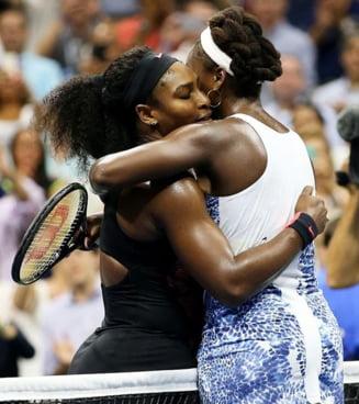 Moment emotionant la US Open: Surorile Williams au impresionat pe toata lumea