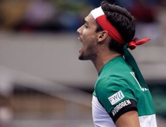 Moment incredibil la Indian Wells: Ploaie de injuraturi pe teren (Video)