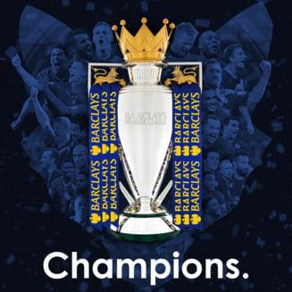 Moment istoric in Premier League: Leicester City a devenit campioana