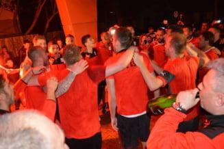 Moment istoric pentru Astra: Cum au sarbatorit noii campioni ai Romaniei (Video)