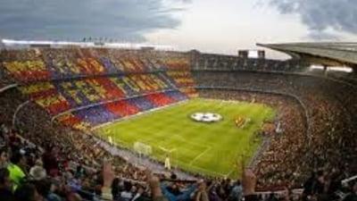 Moment istoric pentru FC Barcelona