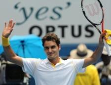 Moment istoric pentru Roger Federer la Australian Open