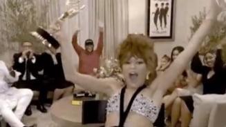Moment istoric pentru Zendaya la gala premiilor Emmy. Reactia fabuloasa a tinerei actrite