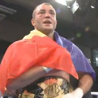 Moment istoric pentru boxul romanesc: Mihai Nistor e noul campion mondial la categoria supergrea!
