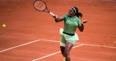 Moment jenant pentru Serena Williams, chiar in timpul partidei cu Mihaela Buzarnescu