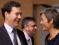Moment penibil la reuniunea ministrilor de Finante de la Luxemburg (Galerie foto)