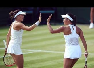 Moment tensionat la Wimbledon: O jucatoare cunoscuta a fost pedepsita dupa ce a injurat arbitrul