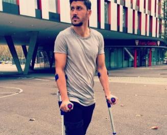 Momente cumplite pentru Ciprian Marica: Prin ce trece atacantul nationalei Romaniei