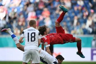 Momente dramatice la EURO 2020. Un alt fotbalist, aproape de o tragedie FOTO