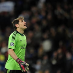 Momente emotionante la Real Madrid. Iker Casillas si-a luat adio in lacrimi de la club (Video)