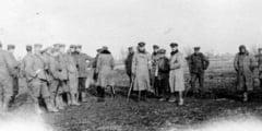 Momente magice de Craciun: Primul Razboi Mondial s-a oprit si inamicii au sarbatorit impreuna