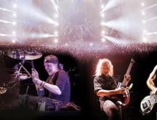 """Momentul in care Metallica a cantat piesa """"De vei pleca"""" a trupei Iris, postat pe Facebook de Cristi Minculescu (VIDEO)"""