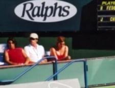 Momentul in care Rafa Nadal a luat loc in loja lui Roger Federer: Explicatia pentru aceasta aparitie neasteptata
