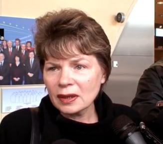 Mona Pivniceru: Nu am avut presiuni din partea SRI pentru numirea sefei DNA