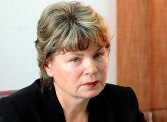 Mona Pivniceru a fost votata judecator al CCR (Video)