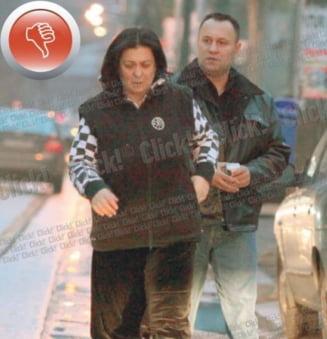 Monica Anghel si sotul ei au ramas fara restaurant