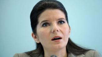 Monica Iacob Ridzi, fost ministru PDL, s-a inscris in UNPR - ce functie a primit