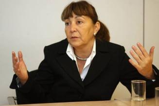 Monica Macovei: Am fost impotriva candidaturii lui Trasculescu, s-a votat altfel