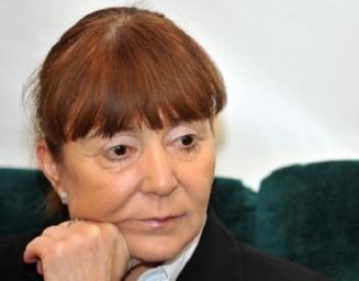 Monica Macovei: Cu Antonescu in frunte, Romania risca sa devina o tara bolnava