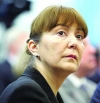 Monica Macovei: Decizia CEDO privind reducerea salariilor cu 25% arata ca USL a mintit populatia