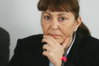 Monica Macovei: Magistratii corecti se simt amenintati - Interviu (II)