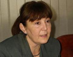 Monica Macovei: Magistratii nu respecta legea nici cu sporurile, nici cu greva