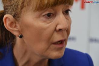 Monica Macovei: Ministrul Toader a tradat Justitia si s-a inrolat in armata PSD&ALDE de distrugere a tarii