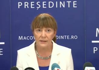 Monica Macovei: Ponta, Tariceanu si conducerea UDMR fac acum jocul Moscovei (Video)