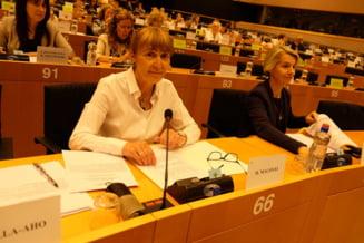 Monica Macovei: Recomandarile Comisiei de la Venetia invalideaza mandatul lui Tudorel Toader
