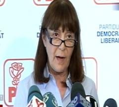Monica Macovei: Traseismul politic este interzis, inclusiv la Forta Civica