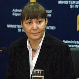 """Monica Macovei, aleasa """"Femeia Europei"""""""