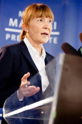Monica Macovei, despre Elena Udrea: Un lucru rau pentru Romania si pentru Basescu