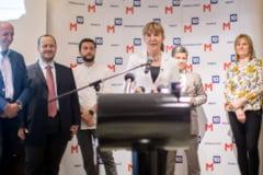 Monica Macovei, inca un pas pentru partidul M10 - au fost depuse actele la tribunal