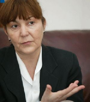 Monica Macovei, presedinte al delegatiei interparlamentare din PE cu R. Moldova