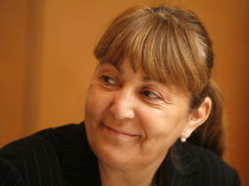 Monica Macovei are cinci case si sase terenuri
