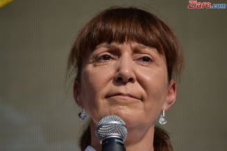 Monica Macovei comenteaza atacul lui Traian Basescu