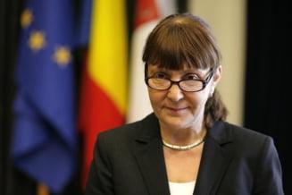 Monica Macovei demisioneaza din PDL