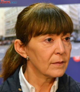 Monica Macovei il critica pe Iohannis: Declaratiile sale seamana cu ce spune PSD