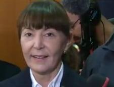 Monica Macovei la vot