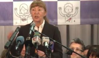 Monica Macovei si-a lansat partidul - ce rol vrea sa joace: Avem in fata un tsunami de coruptie