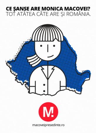 Monica Macovei vorbeste despre sansele sale: Stii cum trebuie sa votezi?